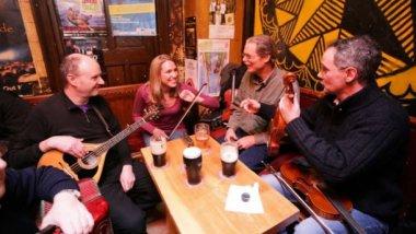 Irlanda, sus tradiciones musicales