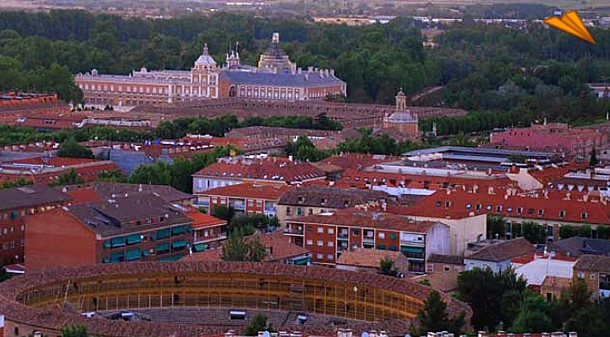 Turismo. Madrid - Aranjuez, paisaje cultural