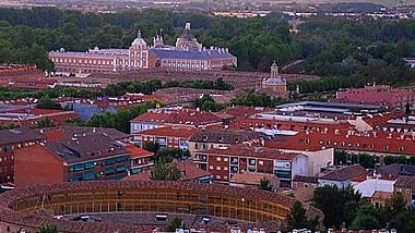 Madrid - Aranjuez, paisaje cultural