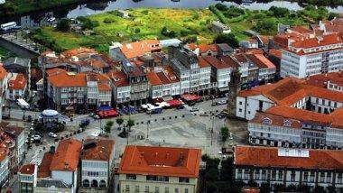 Galicia, ruta por sus centros históricos