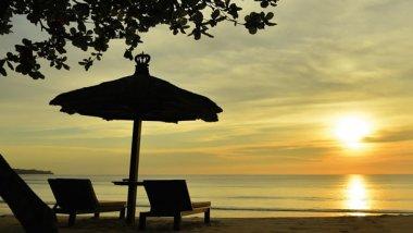 Jimbaran, pueblo pesquero y turístico de Bali