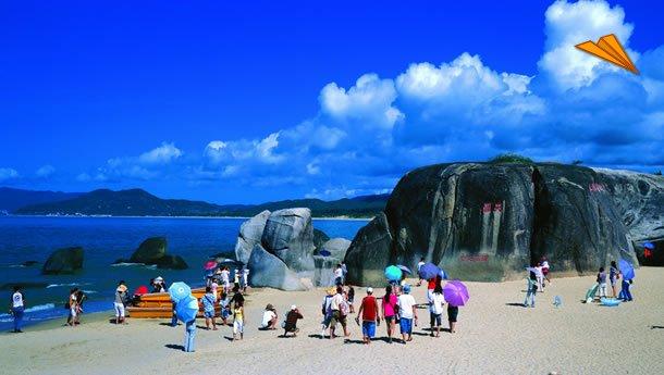 Turismo Sanya Al Sur De La Isla De Hainan