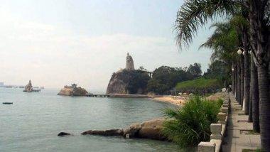 Xiamen, rodeada de maravillosas islas