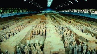 Los Guerreros de Terracota de Xian, la Octava Maravilla del Mundo