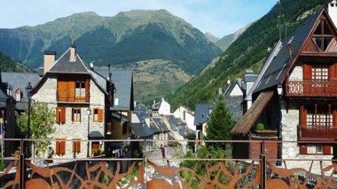 Vielha,naturaleza en el Pirineo