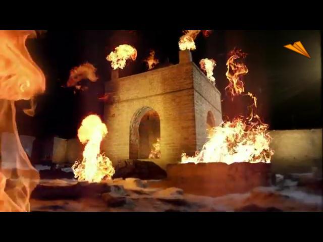 video Azerbaijan, tierra de fuego