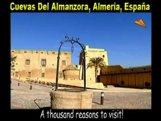 video Almería - Cuevas del Almanzora, mil razones para visitar