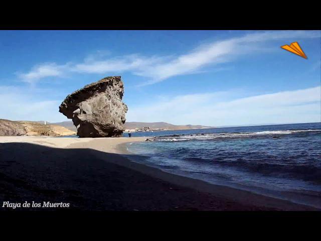 video Almería - Parque Natural de Cabo de Gata - Nijar, no te lo puedes perder
