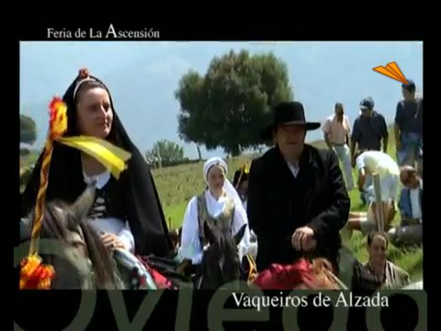 video Asturias - Oviedo, Feria de La Ascensión