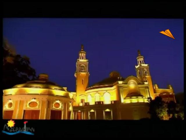 video Azerbaijan, encanto europeo de Oriente