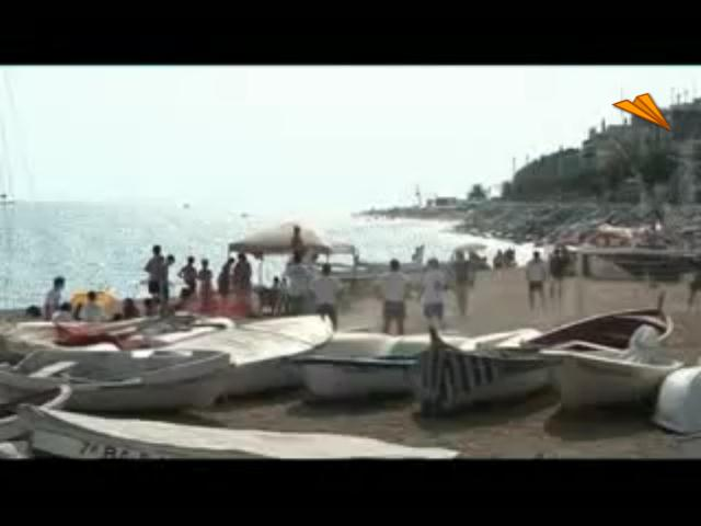 video El Maresme, sus costas