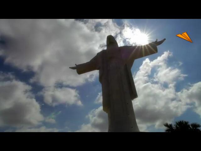 video Bolivia - Cochabamba, el cristo m�s grande del mundo