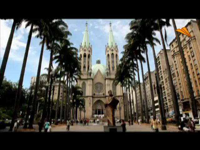 video brasil - Sao Paulo, la capital
