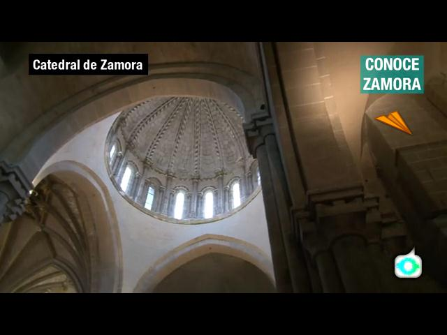 video Castilla y León - Zamora, su Catedral