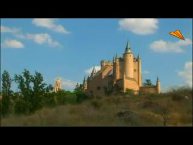 video Castilla y León - Segovia, El Alcázar