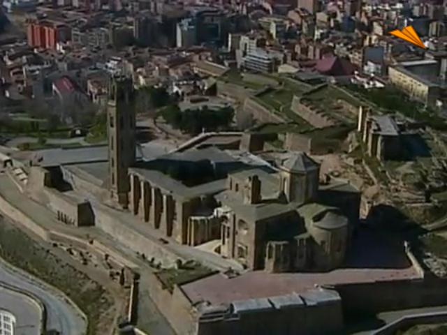 video Cataluña - Lleida, en 1 minuto