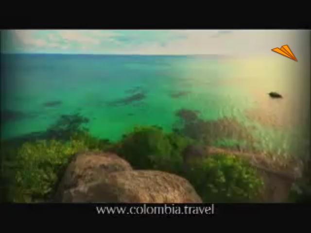 video Colombia, el riesgo es que te quieras quedar