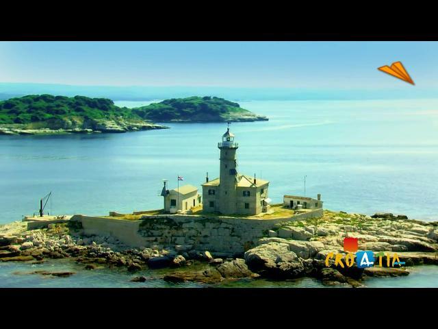 video Istria, Croacia. Qué visitar y qué hacer. Principales destinos turísticos