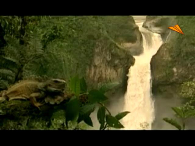 video Ecuador, pequeño pero maravilloso