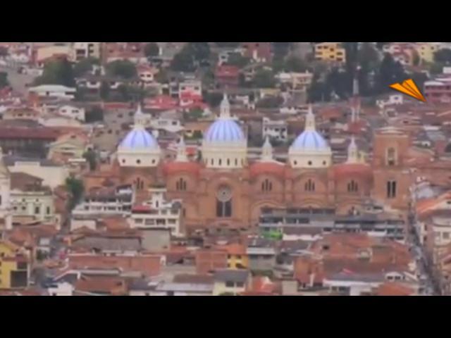 video Ecuador y sus cuatro regiones