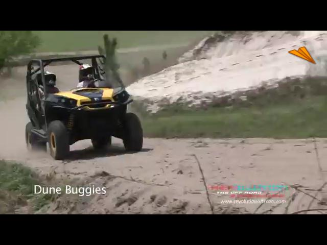 video Florida - Orlando, revolution off road