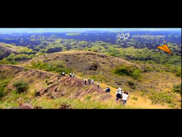 video El Salvador, la ruta del Boquerón