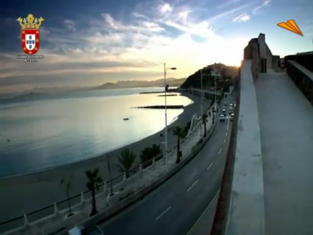 video España - Ceuta, aún más cerca