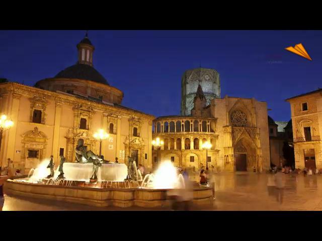 video España, Comunidad Valenciana