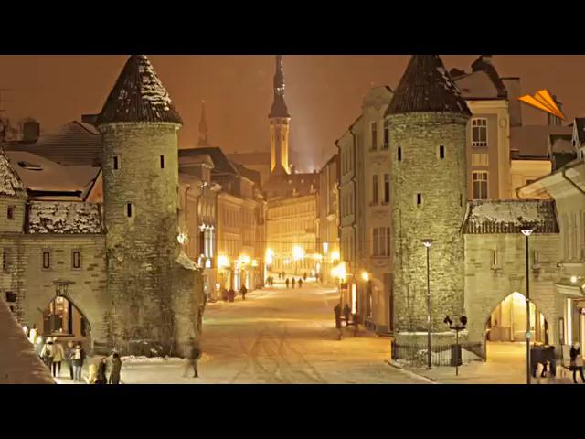 video Estonia, la piedra preciosa del Báltico