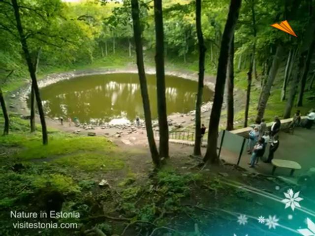 video Estonia, su naturaleza