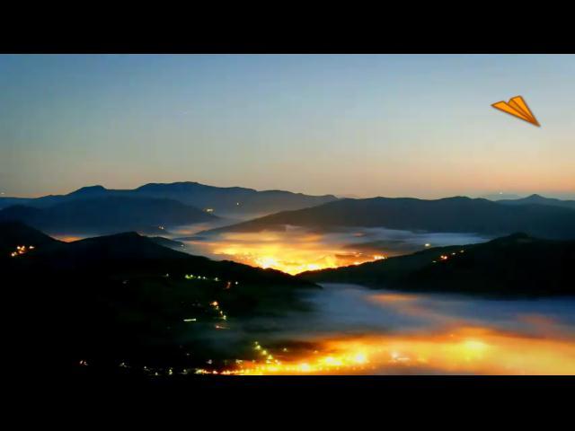 video Euskadi - Álava - Valle de Ayala, un gran amanecer