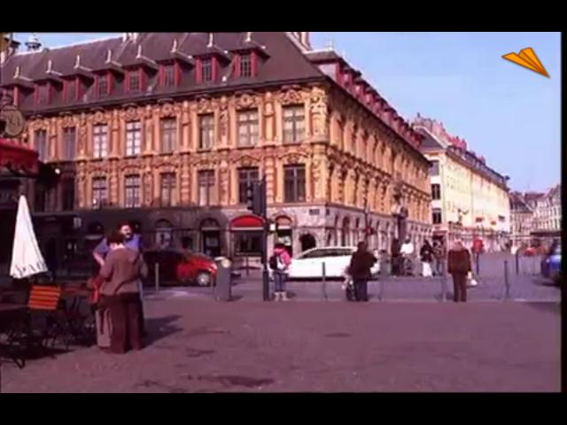 video Francia - Lille, norte de Francia
