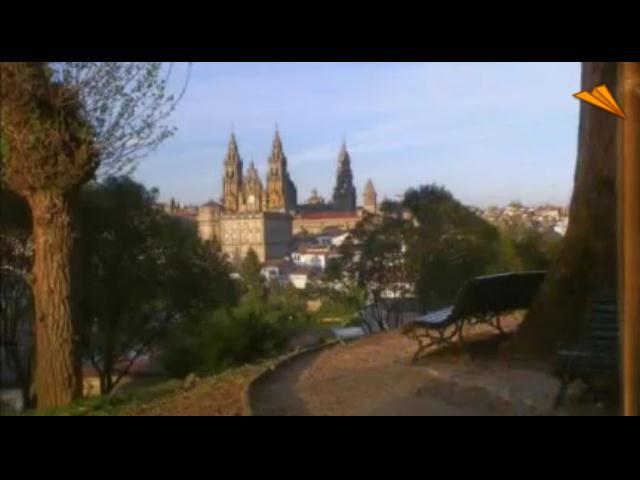 video Santiago de Compostela, una ciudad en la que todo es posible