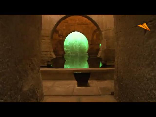 video Granada - Alhama de Granada, tesoro de roca y agua