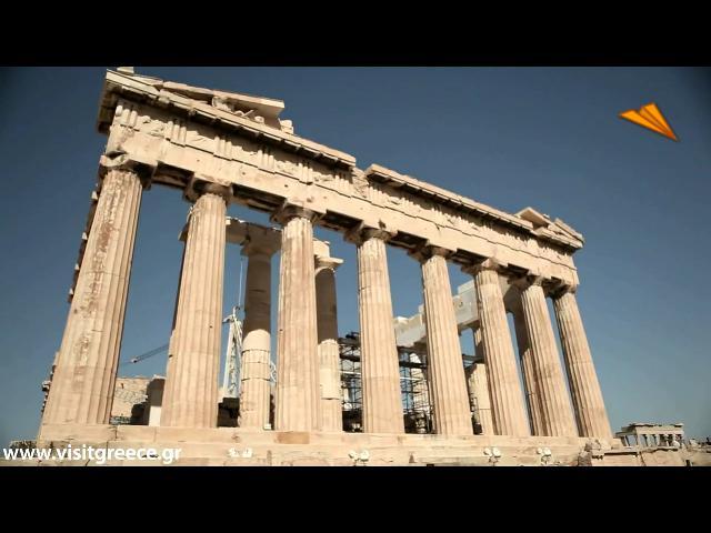 video Atenas, Grecia. Principales atracciones turísticas y sitios para visitar