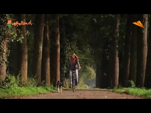 video Holanda, disfruta de la naturaleza y todo lo verde