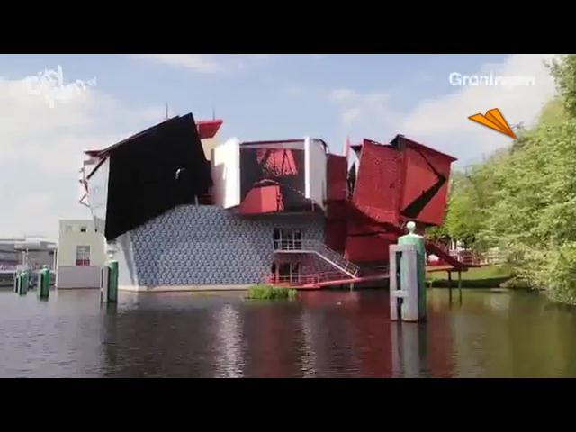 video Holanda - Groninga, Tesoros escondidos