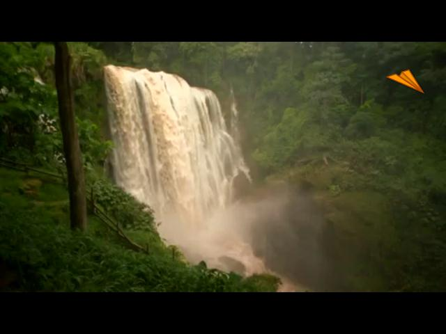 video Honduras, maravillas de la naturaleza