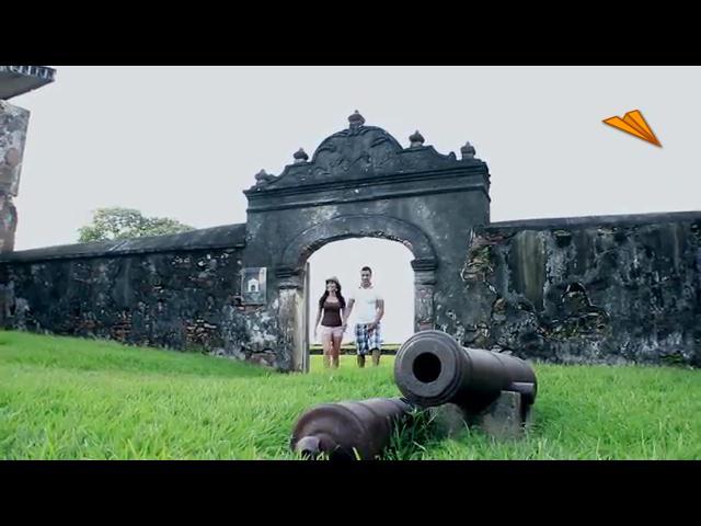 video Honduras - Trujillo, hogar de la fortaleza de Santa Barbara