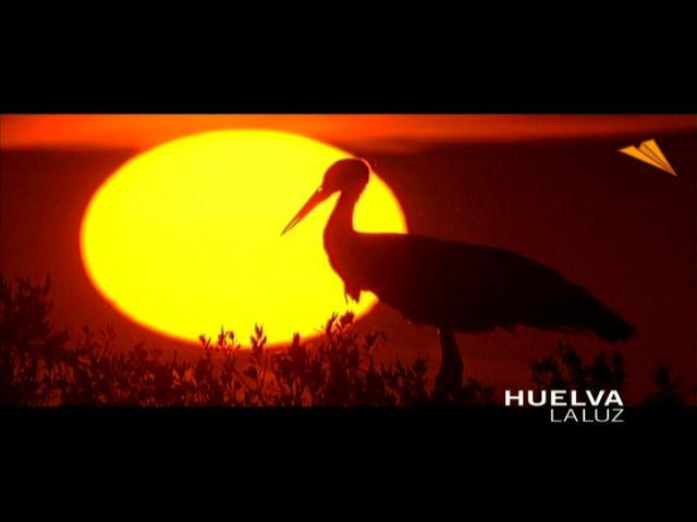 video Huelva, la luz