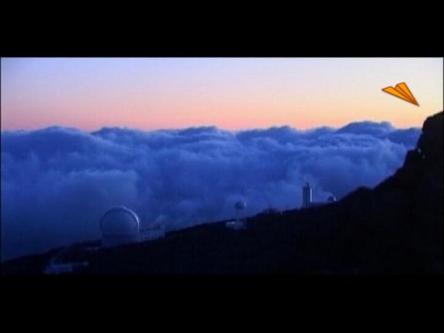 video Islas Canarias - La Palma, observación estelar