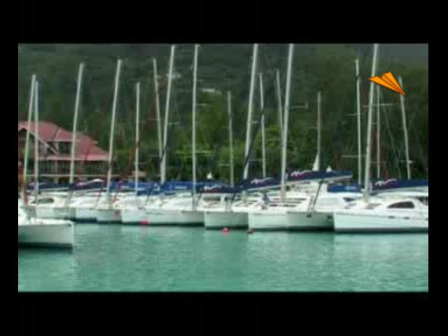 video Islas Seychelles, un placer el navegar por sus aguas