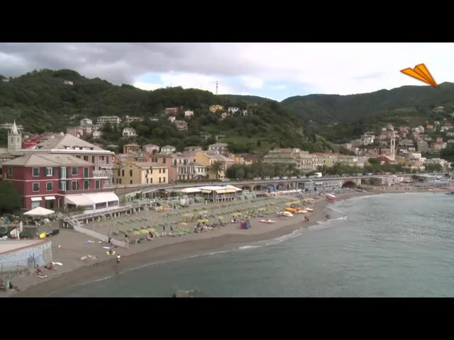 video Génova - Moneglia, playas y acantilados