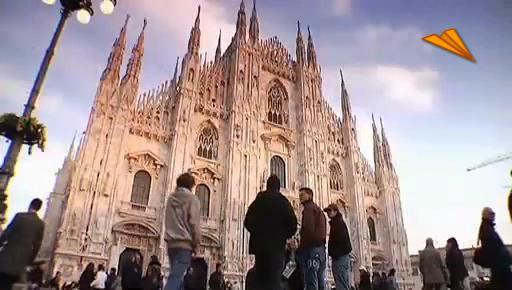 video Italia - Milán, la gran manzana italiana