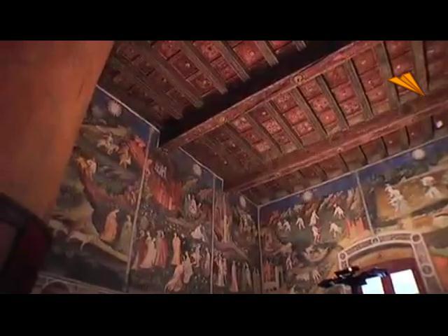 video Italia - Trento, La ciudad pintada