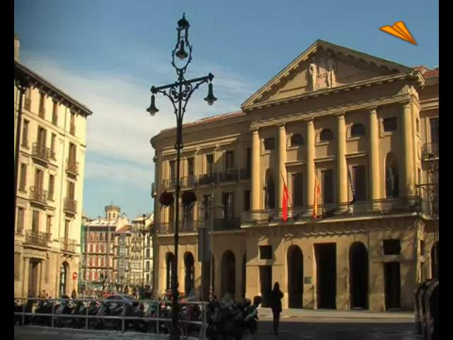 video Navarra - Pamplona, capital del Reyno