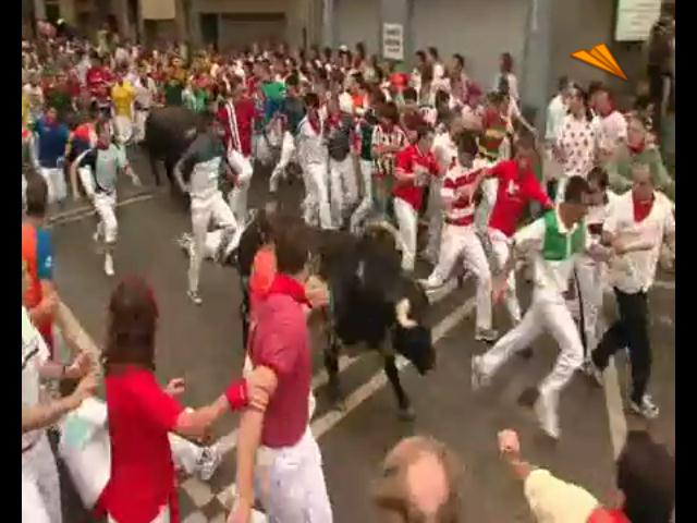 video Navarra - Pamplona, los San Fermines