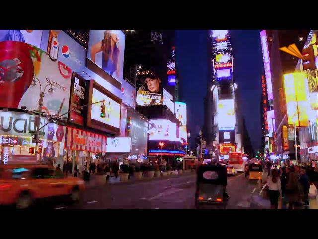 video Nueva York, la mejor estancia en un hotel de Times Square
