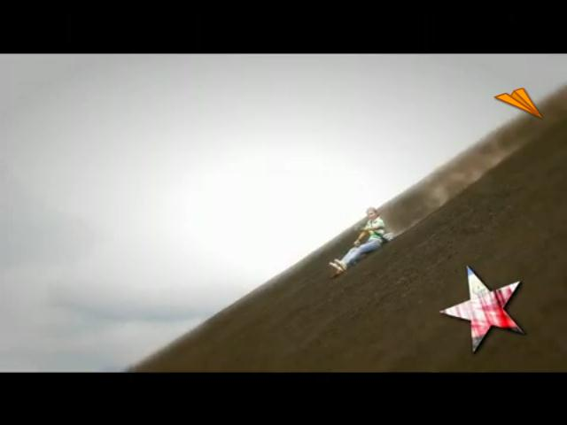 video Nicaragua, Cerro Negro