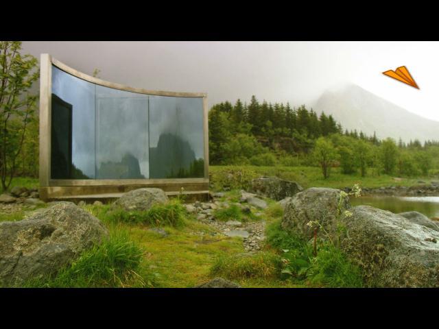 video Noruega, la carretera turística nacional por Lofoten